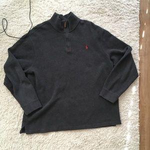 Polo Ralph Lauren Men's 1/4-zip Sweater